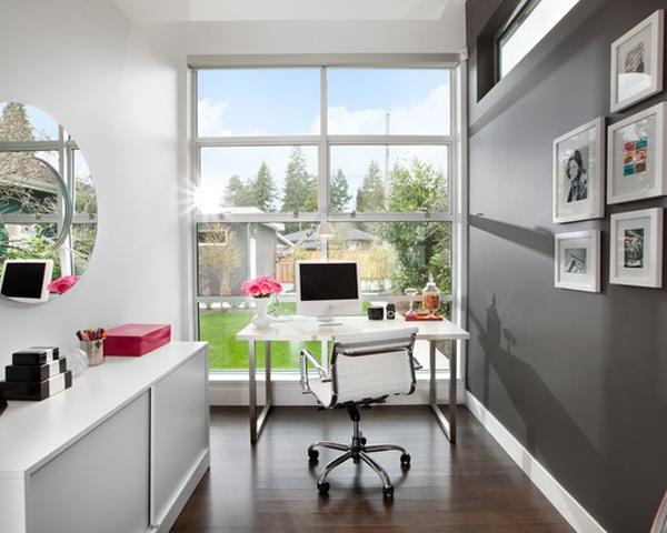 เลือกสีห้องทำงานให้โดนใจ แถมช่วยเพิ่มประสิทธิภาพในการทำงาน