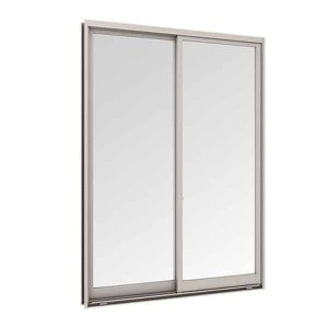 Tostem WE70 ประตูบานเลื่อนคู่ ขนาด1085x2025 มม.