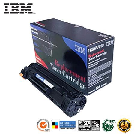 ตลับหมึกพิมพ์เลเซอร์ IBM รุ่น CE401A 02