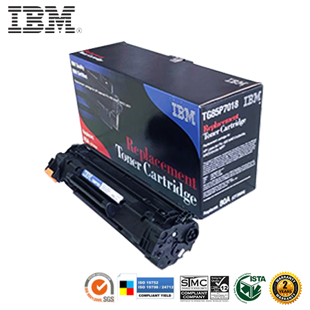 ตลับหมึกพิมพ์เลเซอร์ IBM รุ่น Q5949X 02