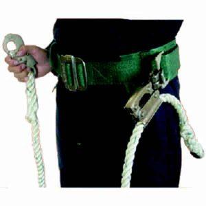 Safety Belt เข็มขัดนิรภัย เชือกไนล่อน แบบครึ่งตัว ตะขอเล็ก