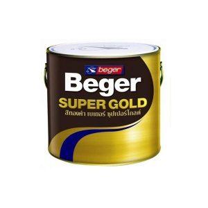 อะคริลิคแลคเกอร์ Beger Super Gold