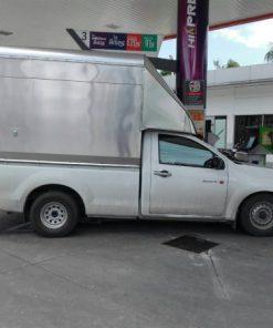 บริการรถกระบะตู้ทึบ 2.1 เมตร