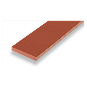 SCG ไม้พื้น ทีคลิป 16x300x2.5 ซม. มะฮอกกานี