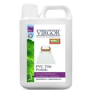 VIRGOR GC-015 PVC TilePolishน้ำยาแว๊กซ์เคลือบเงากระเบื้องยาง