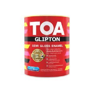 สีเคลือบกึ่งเงา TOA GLIPTON GLOSS ENAMEL