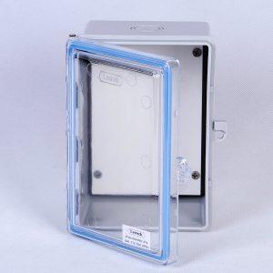 Leetech ตู้กันน้ำฝาใส รุ่น CT 608