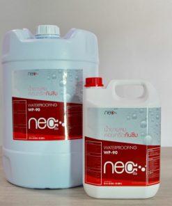 Neo น้ำยาผสมคอนกรีตกันซึม water proofing wp-90