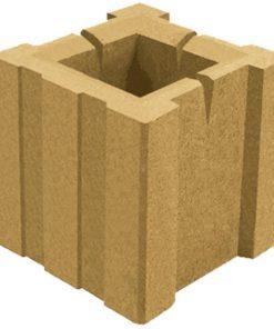 รั้วคอนกรีต เสา 3 มุม เอสซีจี รุ่น คาสเซิล สมูท,รั้วคอนกรีต,เอสซีจี,รุ่นคาสเซิล,สมูท,เสา,3,มุม,ขนาด,20x20x20,ซม.,วัสดุก่อสร้าง,วัสดุก่อสร้างราคาถูก,งานก่อสร้าง,เอสซีจีราคาถูก,เอสซีจี,scg,SCG