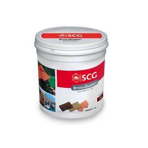 สีทากระเบื้อง SCG สำหรับหลังคาไอยร่า โมเดิร์น