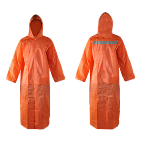 เสื้อกันฝนแบบโค้ท