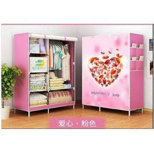 ตู้เสื้อผ้า3D ขนาด105*45*170cm