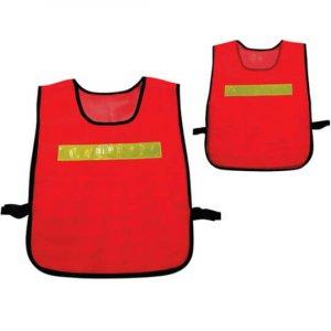 เสื้อกั๊กสะท้อนแสง BS-02