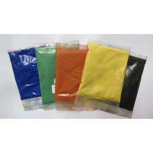 สีฝุ่น (ถุงเล็ก) ขนาด 1 ขีด