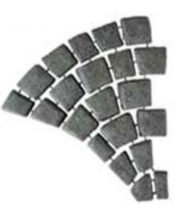 เอสซีจี บล็อกปูพื้น สี่เหลี่ยม ผิวเรียบ คาร์เพท สโตน พัดซ้าย
