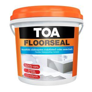 TOA Floorseal ซีเมนต์กันซึม ชนิดยืดหยุ่น (4 กก.)