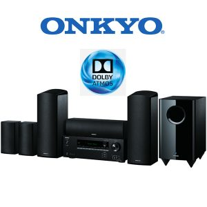 ONKYO HT-S5805 Home Theater 5.1.2-Channel Dolby Atmos