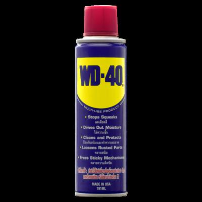 น้ำมันสเปรย์อเนกประสงค์ W-40 ปริมาณสุทธิ 6.5O.z