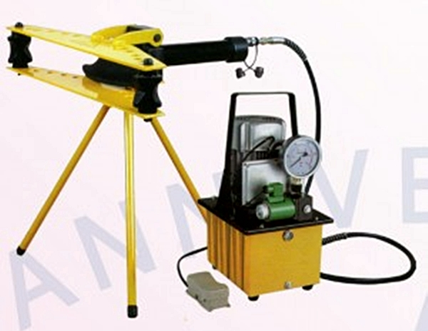 "Hydraulic Pipe Beder 1/2-3""+Pump"