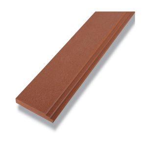 ไม้เชิงชาย รุ่นพร้อม สีรองพื้น SCG ขนาด 23.5x300x1.8 ซม.