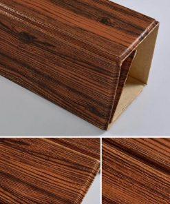 วอเปเปอร์ 3D ลายไม้