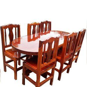 ชุดโต๊ะ เก้าอี้ 6 ที่นั่ง