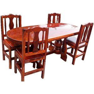 ชุดโต๊ะ เก้าอี้ 4 ที่นั่ง