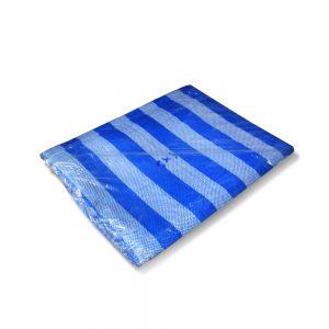 ผ้าฟางเต๊นท์ฟ้า-ขาว -BigBlueMall