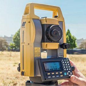 กล้อง TOTAL STATION ยี่ห้อ TOPCON รุ่น GM-105