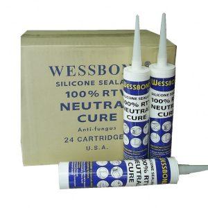 Wessbond Silicone Neutral ซิลิโคนกันเชื้อรา