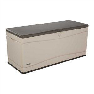 กล่องเก็บของ Lifetime Spring Field Storage Box 492 Liters