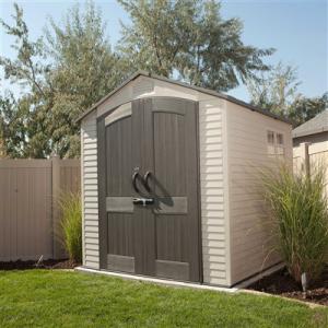 บ้านเก็บของ Lifetime California2 Storage 60042