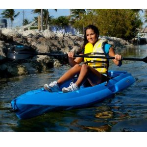 เรือคายัค Sit On Top Kayak Blue