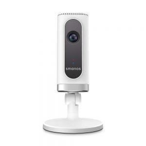กล้องวงจรปิดอัจฉริยะ Smanos P70 (HD Wi-Fi Camera)