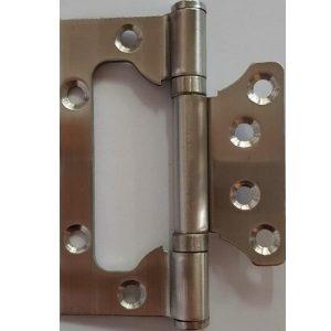 บานพับปีกผีเสื้อStainless steel 4นิ้วx2มม. แพ็ค3ตัว