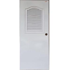 ประตู PVC Thai Door Express TD3 เกล็ดครึ่งบาน