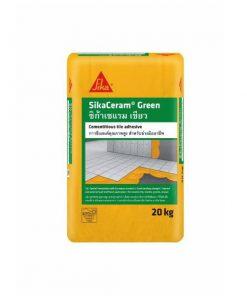 SikaCeram Green กาวซีเมนต์