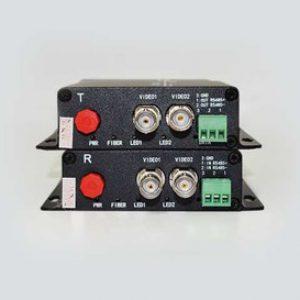 อุปกรณ์แปลงสัญญาณ รุ่น AHD-2V1D-T/RF 1080P