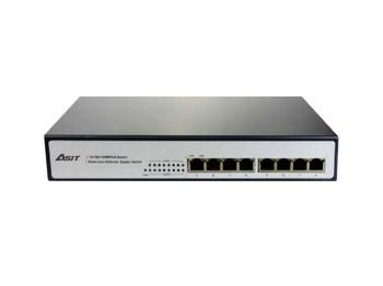 Gigabit POE Switch 8 Ports ความเร็ว 10/100/1000Mbps รุ่น ASIT-30808P