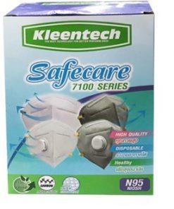 หน้ากากกันฝุ่น N95 ยี่ห้อ Kleentech