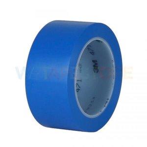 3M 471 Blue เทปไวนิลตีเส้นพื้น สีน้ำเงิน ขนาด 72mm x 33m