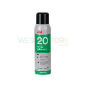 3M Heavy Duty 20 Spray Adhesive กาวสเปรย์
