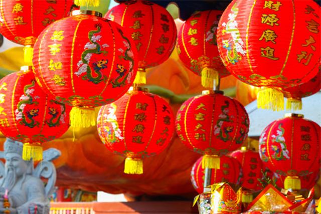 ตกแต่งบ้าน เสริมด้วยรับตรุษจีนที่จะมาถึงเพื่อความก้าวหน้าในปีใหม่