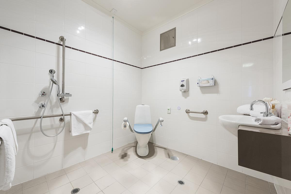ลดอุบัติเหตุในห้องน้ำที่จะเกิดกับผู้สูงอายุได้ด้วยวิธีง่ายๆ