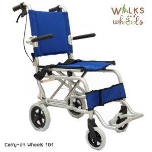 รถเข็นนั่ง Carry-on Wheels 101