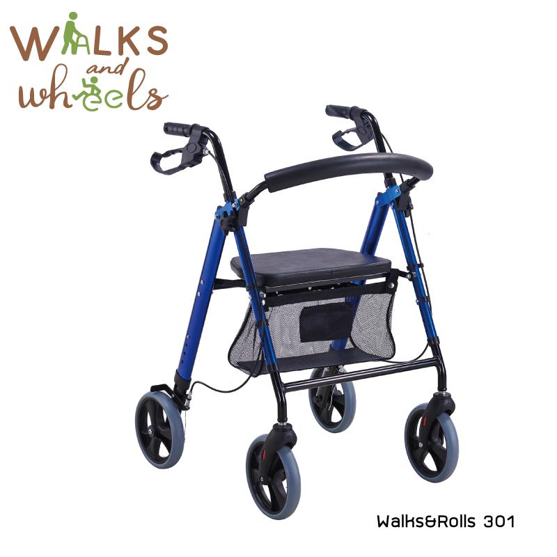 Rollator รุ่นWalks&Rolls 301