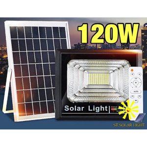 Solar Light IP 68 รุ่น 120w