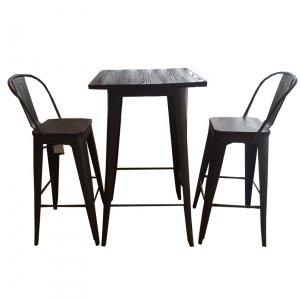 ชุดโต๊ะ OSLOW + เก้าอี้ SPARROW