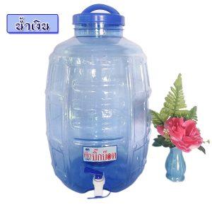 ถังน้ำดื่มPET 20 ลิตร