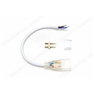 หัวต่อแปลงสาย สำหรับไฟเส้น Neon Flex 12V